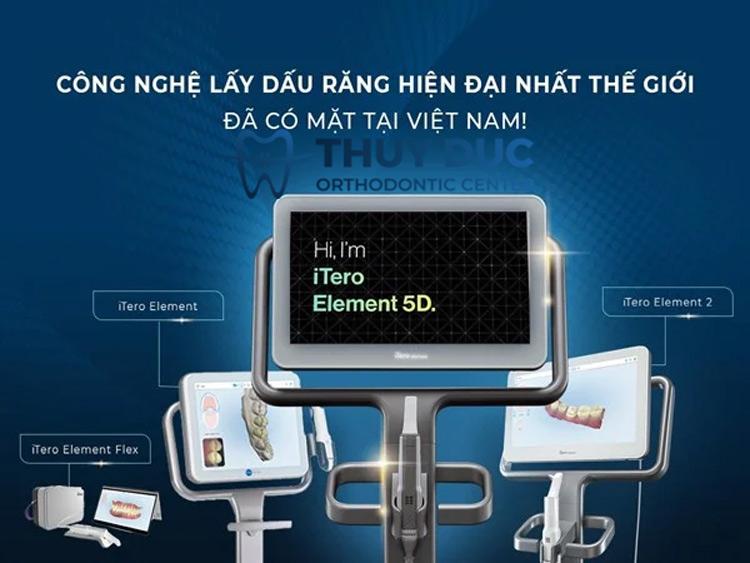 Máy quét dấu răng iTero 5D là gì? 1
