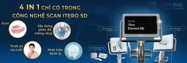 Nha khoa Thúy Đức- Phòng khám nha khoa đầu tiên sở hữu công nghệ iTero Element 5D tại Đông Nam Á 1