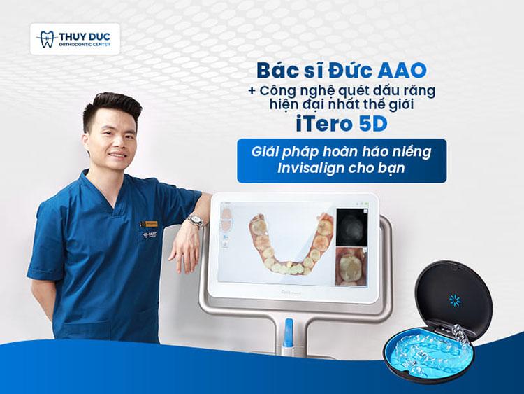 Nha khoa Thúy Đức- Phòng khám nha khoa đầu tiên sở hữu công nghệ iTero Element 5D tại Đông Nam Á 2
