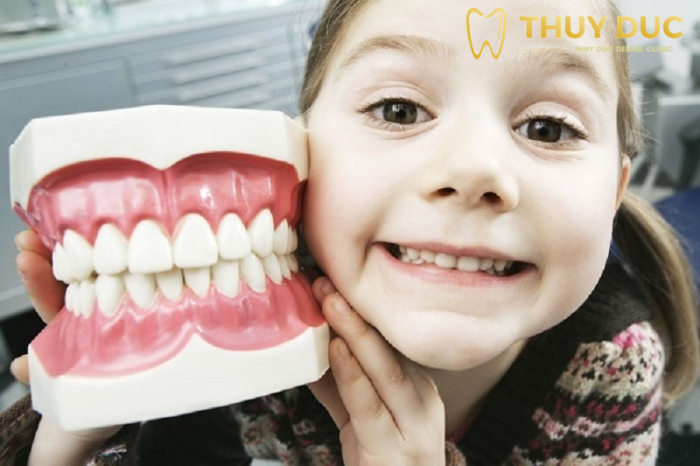 Niềng răng không cần nhổ răng cho trẻ với phương pháp niềng răng Invisalign 1