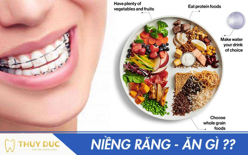 Niềng răng ăn gì kiêng gì? Top thực phẩm tốt cho người niềng răng 1