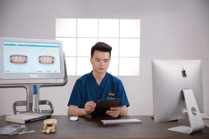 Bác sĩ duy nhất tại Hà Nội thuộc Hiệp hội chỉnh nha Hoa Kỳ AAO 1