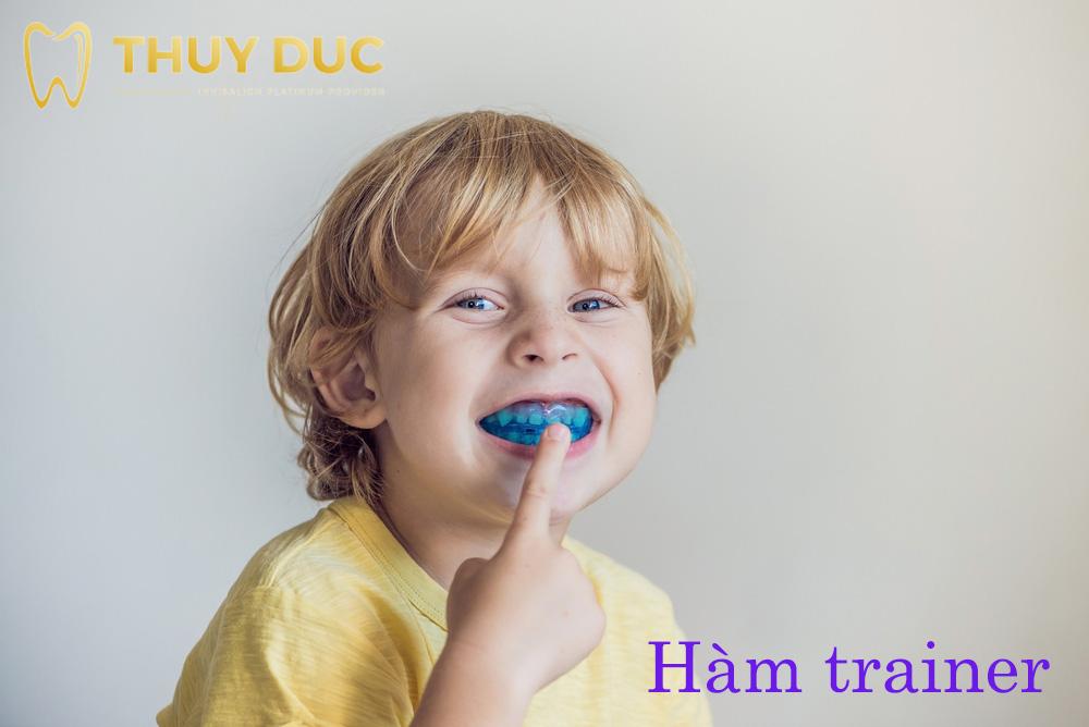 Các phương pháp chỉnh hình răng cho trẻ em 1
