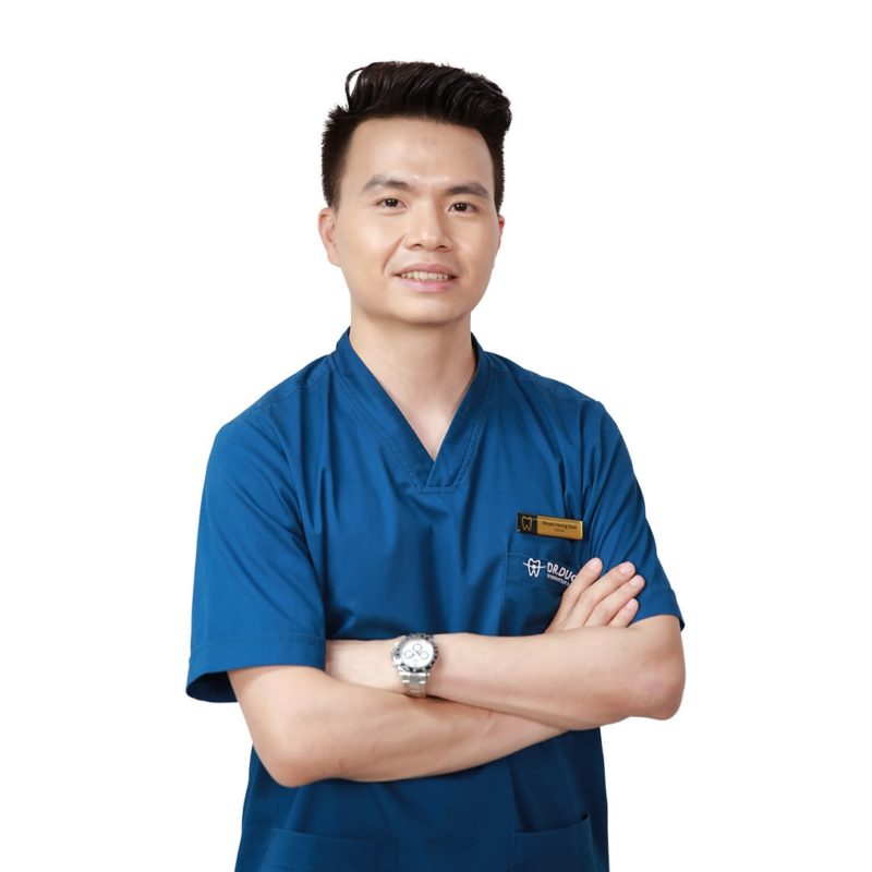 Bác sĩ Phạm Hồng Đức - Chuyên gia chỉnh nha hàng đầu 1
