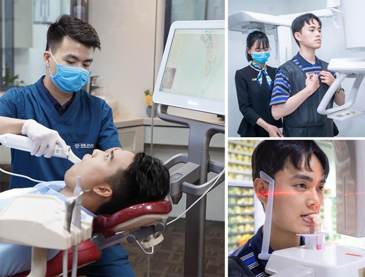 Cam kết niềng răng trả góp tại Nha khoa Thúy Đức 3